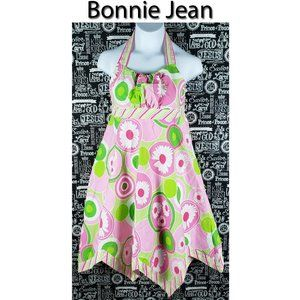 Bonnie Jean Halter Dress Size 12